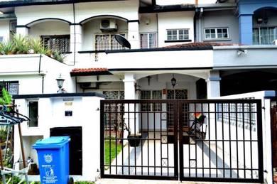 Kota Kemuning 2-storey Terrace House Jalan Aranda Shah Alam (20X 70)
