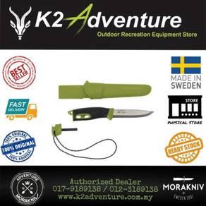 MORAKNIV COMPANION SPARK GREEN (100% Authentic)