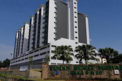 Mewah 9 Residence Kajang Bukit Mewah 850sqft 2CarPark 100% LOAN