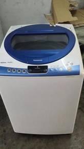 Basuh Washing Machine 14kg Panasonic Mesin Auto