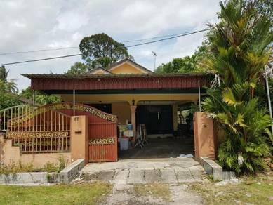 Rumah Bungalow Corner Lot Kampung Seri Kinta