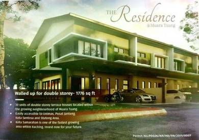 ONLY RM6080 DOWNPAYMENT, Double Storey Terrace, Muara Tuang