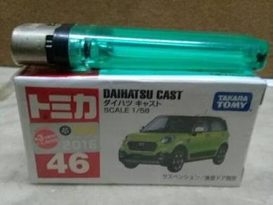 119 Tomica daihatsu not hotwheels