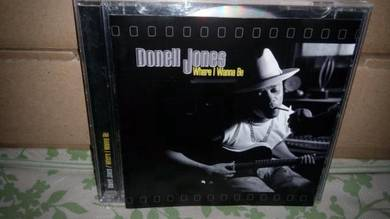 CD Donell Jones - Where I Wanna Be
