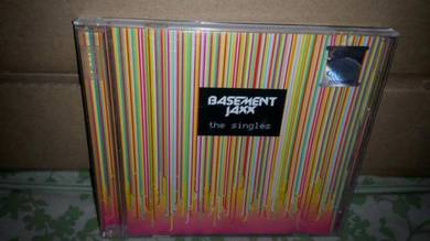 CD Basement Jaxx - The Singles