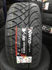 255/50/18 kinto tyre tire tayar triton hilux dmax