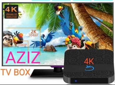Msia full HD 4k android tv box best n Hot tv box