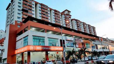 [FREEHOLD BOOKING RM1K MRT] Apartment Plaza Indah Sungai Chua Kajang