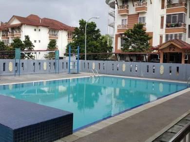 PENTHOUSE DUPLEX Andari Townvilla Selayang