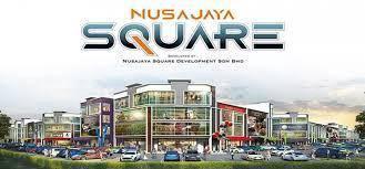 Conner Lot (2nd flr) Nusajaya Square Office lot
