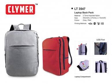 Beg Galas Clymer Beg Sekolah Boleh Cetak Borong