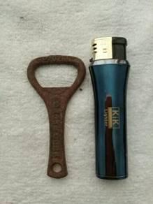 119 Antik bottle opener antique vintage rare