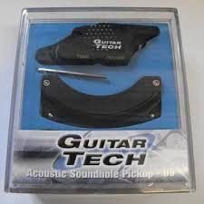 Guitar tech d8 acoustic soundhole pickup