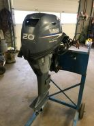 Yamaha outboard engine 20hp