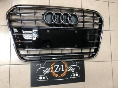 Audi A6 C7 Front Grille