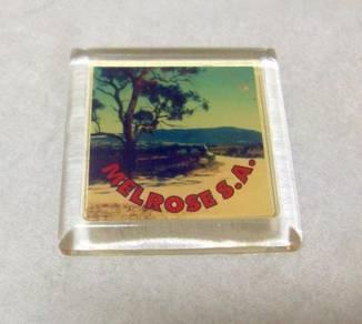 Vintage Magnet - Melrose, South Australia
