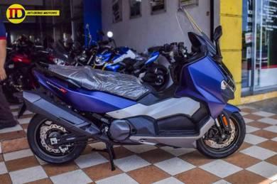 Sym new maxsym tl500 tl 500 ABS