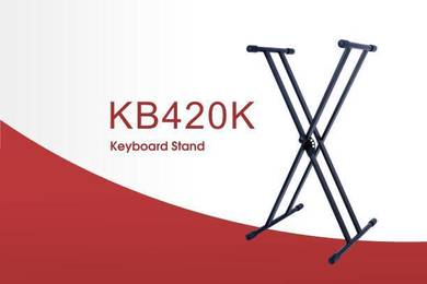 HAMILTON Double X Style Keyboard Stand