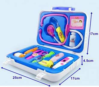 Doctor Tool Set Toys for Children Light Sound - V1
