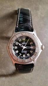 Rare collectible EBEL Discovery Divers automatic