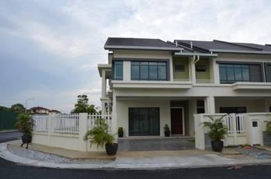 2 Storey House Corner Salak Perdana 23x65 Freehold 0% Dwn tiara height