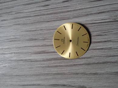 Dial Omega watch