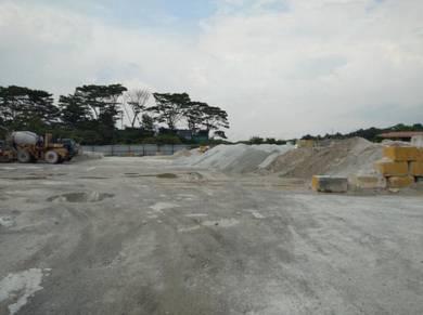 Tanah Perusahaan Sungai Rasau Off Jalan connaught 2.5 Ekar klang