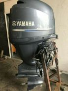 Yamaha outboard enjin