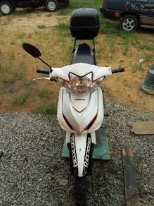 2010 Honda Wave rs