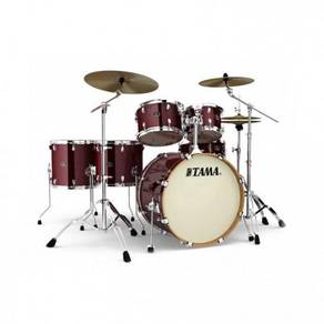Tama Silverstar VD62RS 6-piece Drum Set