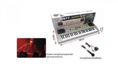 B - Music Synthesizer