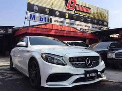 Mercedes c-klass e-klass full car painting