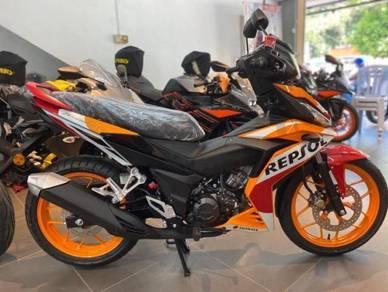 Honda rs150 repsol (cny promo low deposit )