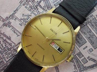Vintage Pagol Automatic gent watch