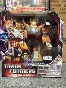 Transformers unicron TRU