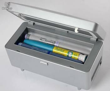 Diabetes product Insulin storage fridge maintains