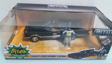 Classic TV Series Batmobile & Batman