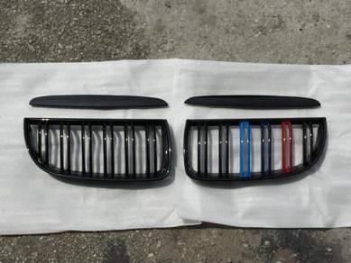 BMW E60 Black grille BMW E60 M5 Bodykit E60 msport