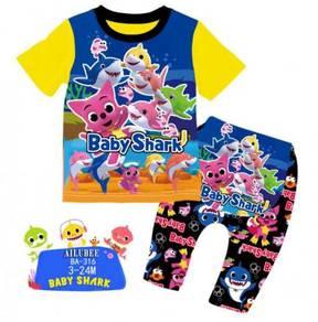 Ailubee Pyjamas BABY SHARKS DOO DOO DOO BA316