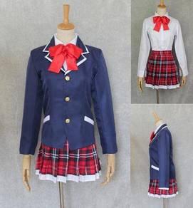 Takanashi Rikka cosplay costume