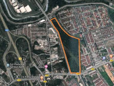 Agricultural Land For Sale At Bukit Minyak
