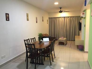 Great Deal 2 Room The Heights Condo Bukit Beruang Mmu Ayer Gh