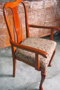 Antik antique vintage armchair