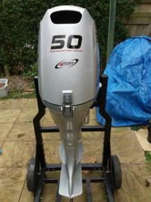 Honda 4stroke 50hp
