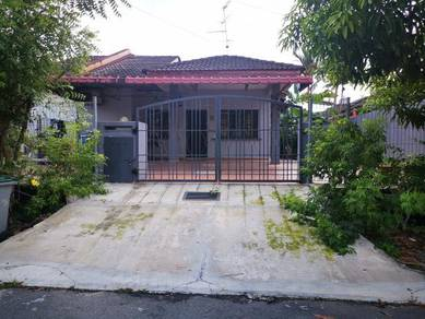 Taman Delima 2 JB Single Storey Semi Detached House FULL LOAN