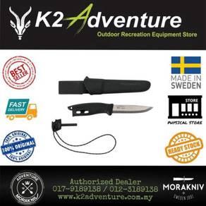 MORAKNIV COMPANION SPARK BLACK (100% Authentic)