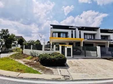 [CORNER] Double Storey Terrace House M Residence Bandar Tasik Puteri