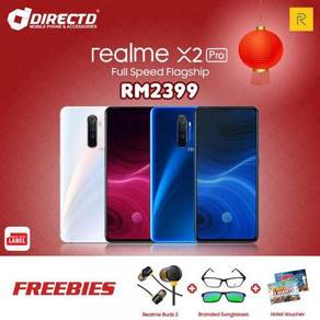 RealMe X2 PRO (12GB RAM| STOK SEGERA di KT) HADIAH