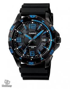 Watch - Casio Luminous Dial MTD1065 BLUE -ORIGINAL