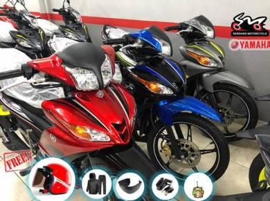 Yamaha Lagenda 115z FI - LOW DP Loan Aeon OTR